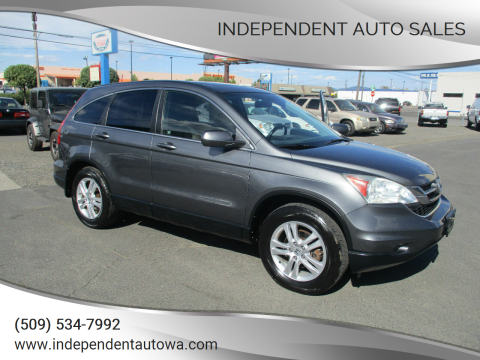 2010 Honda CR-V for sale at Independent Auto Sales in Spokane Valley WA