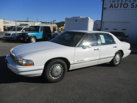 1996 Buick Park Avenue for sale at Independent Auto Sales in Spokane Valley WA