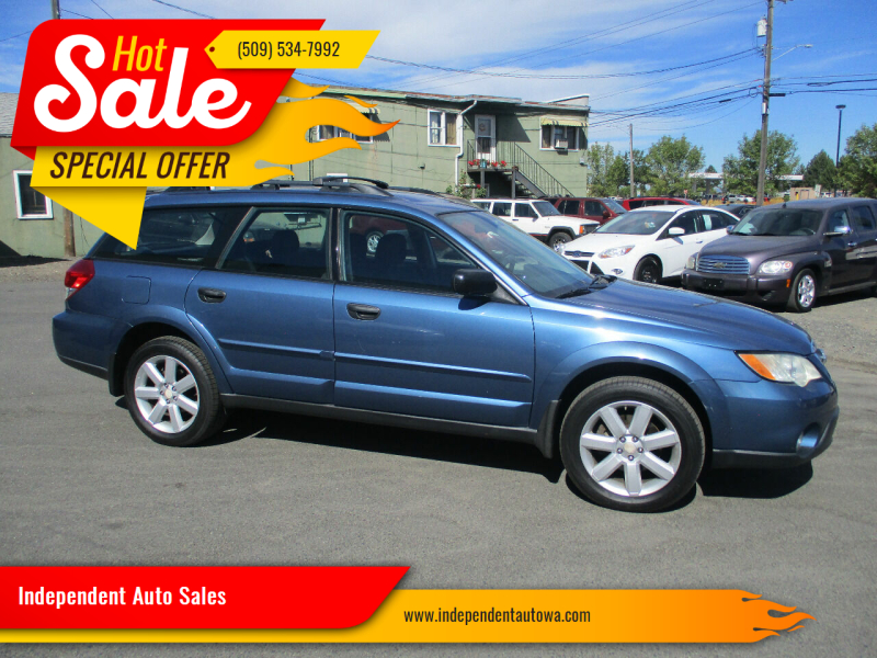 2008 Subaru Outback for sale at Independent Auto Sales in Spokane Valley WA