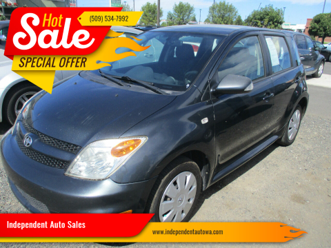 2006 Scion xA for sale at Independent Auto Sales in Spokane Valley WA