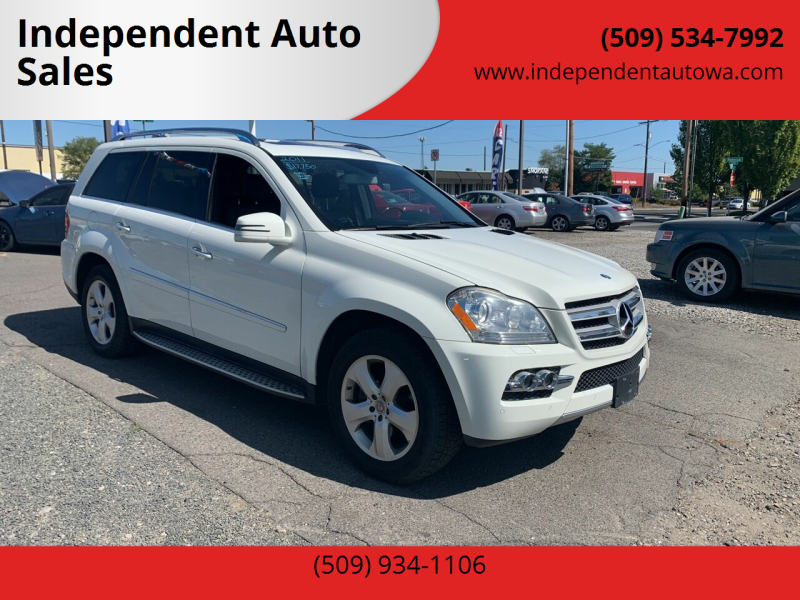 2011 Mercedes-Benz GL-Class for sale at Independent Auto Sales #2 in Spokane WA