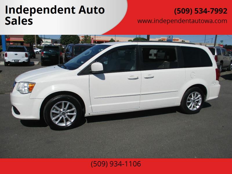 2013 Dodge Grand Caravan for sale at Independent Auto Sales #2 in Spokane WA