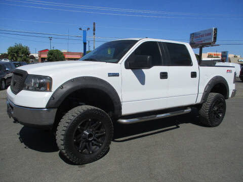 2008 Ford F-150 for sale at Independent Auto Sales in Spokane Valley WA