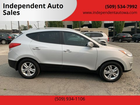 2011 Hyundai Tucson for sale at Independent Auto Sales #2 in Spokane WA