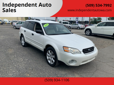 2006 Subaru Outback for sale at Independent Auto Sales #2 in Spokane WA