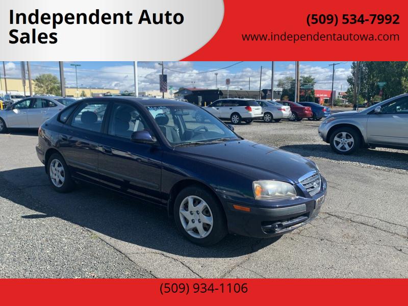 2005 Hyundai Elantra for sale at Independent Auto Sales #2 in Spokane WA