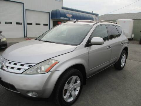2005 Nissan Murano for sale at Independent Auto Sales #2 in Spokane WA