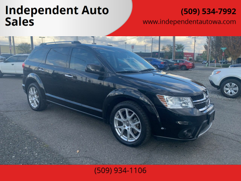 2012 Dodge Journey for sale at Independent Auto Sales #2 in Spokane WA