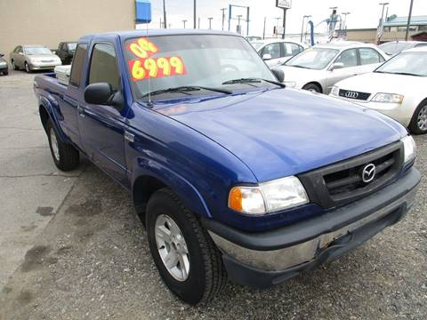 2004 Mazda B-Series Truck for sale in Spokane Valley, WA