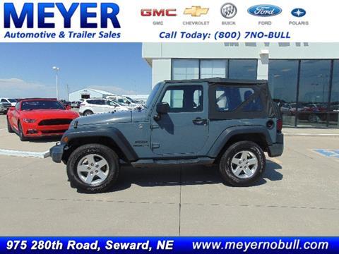 2014 Jeep Wrangler for sale in Seward, NE