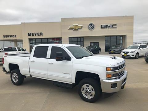 2018 Chevrolet Silverado 2500HD for sale in Seward, NE