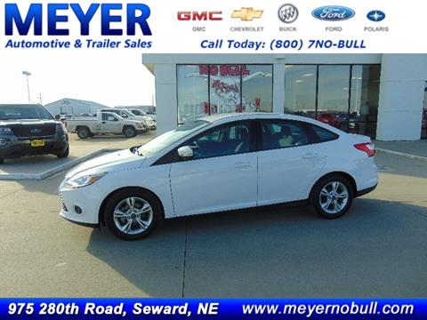 2014 Ford Focus for sale in Seward, NE