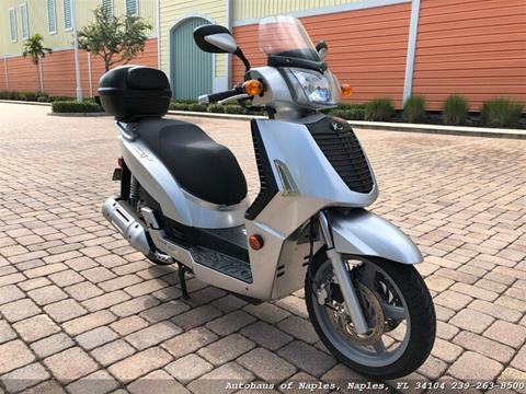 2007 Kymco People 250 for sale in Naples, FL