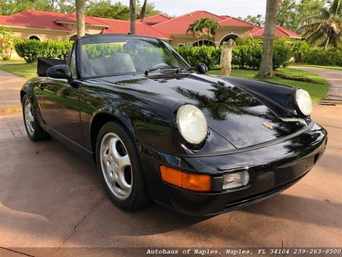 1992 Porsche 911 for sale in Naples, FL