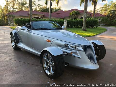 2001 Plymouth Prowler for sale in Naples, FL