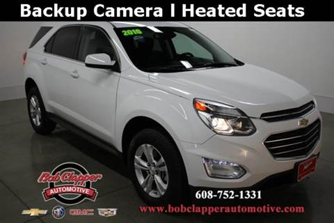 2016 Chevrolet Equinox for sale in Janesville, WI
