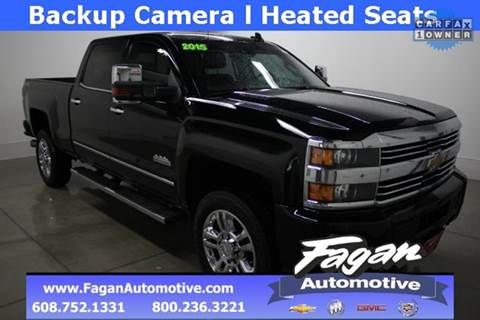 2015 Chevrolet Silverado 2500HD for sale in Janesville, WI