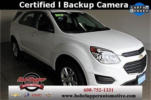 2017 Chevrolet Equinox for sale in Janesville, WI
