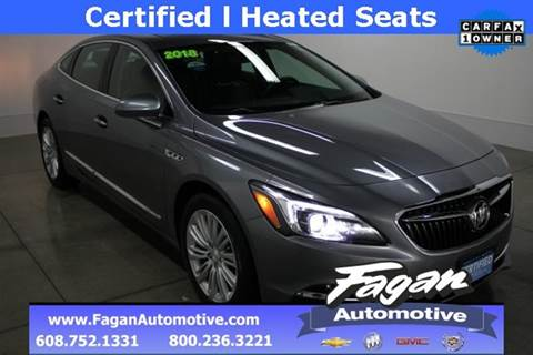 2018 Buick LaCrosse for sale in Janesville, WI