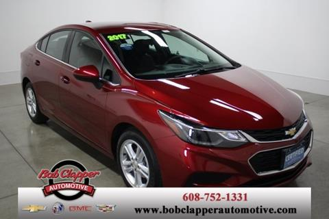 2017 Chevrolet Cruze for sale in Janesville, WI