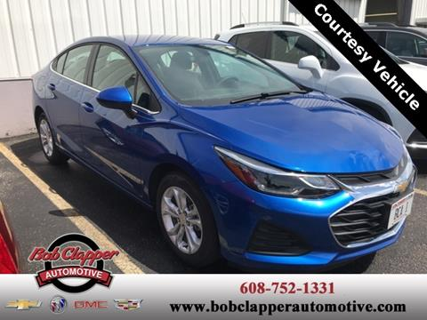2019 Chevrolet Cruze for sale in Janesville, WI