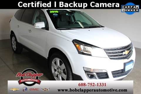 2016 Chevrolet Traverse for sale in Janesville, WI