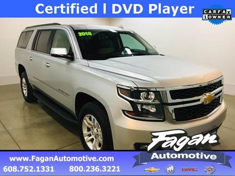 2018 Chevrolet Suburban for sale in Janesville, WI