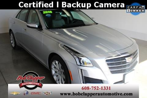 2016 Cadillac CTS for sale in Janesville, WI