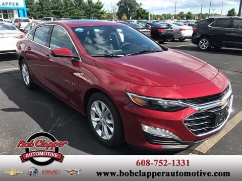 2020 Chevrolet Malibu for sale in Janesville, WI