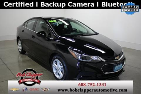 2016 Chevrolet Cruze for sale in Janesville, WI