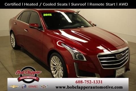 2015 Cadillac CTS for sale in Janesville, WI