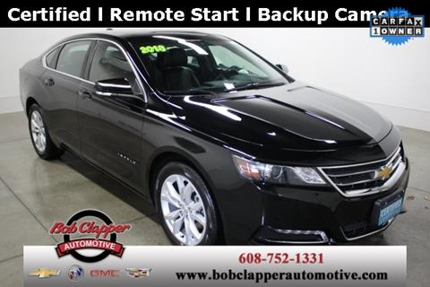 2018 Chevrolet Impala for sale in Janesville, WI