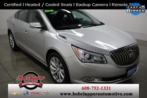 2016 Buick LaCrosse for sale in Janesville, WI
