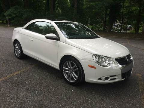 2009 Volkswagen Eos for sale in Bowie, MD