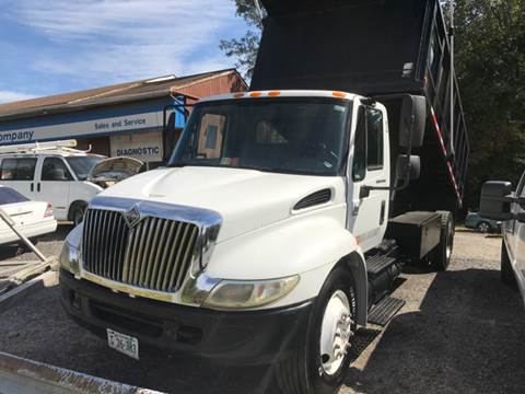 2003 International 4300 for sale in Bowie, MD