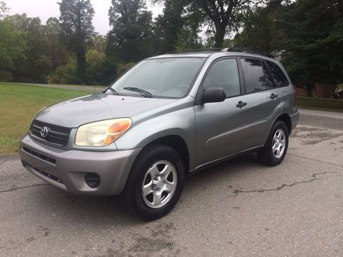 2005 Toyota RAV4 for sale in Bowie, MD