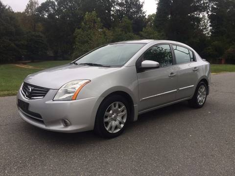 2012 Nissan Sentra for sale in Bowie, MD