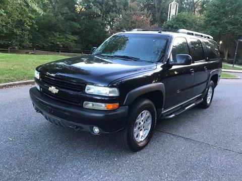 2004 Chevrolet Suburban for sale in Bowie, MD