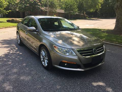 2009 Volkswagen CC for sale at Bowie Motor Co in Bowie MD