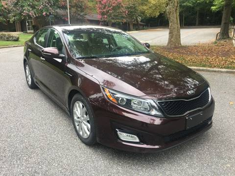2015 Kia Optima for sale at Bowie Motor Co in Bowie MD