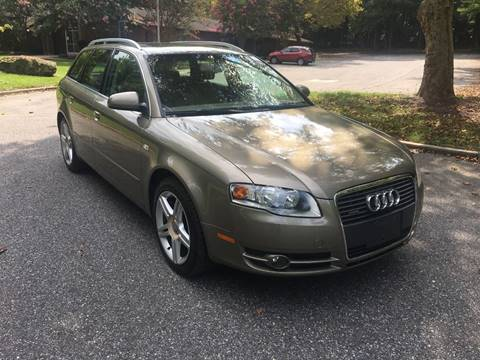 2006 Audi A4 for sale at Bowie Motor Co in Bowie MD