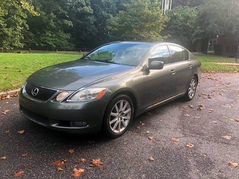 2006 Lexus GS 300 for sale at Bowie Motor Co in Bowie MD