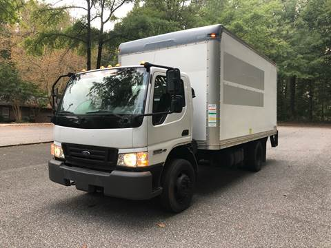 2007 Ford LCF 16ft Box Truck 4.5L Diesel for sale in Bowie, MD
