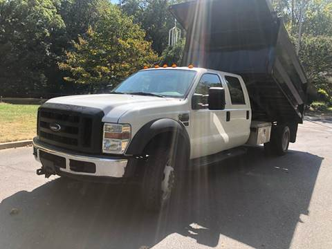 2008 Ford F-450 Super Duty for sale in Bowie, MD