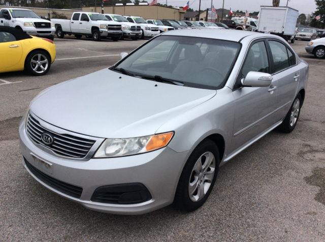 2009 Kia Optima LX 4dr Sedan (I4 5A)   Spring TX