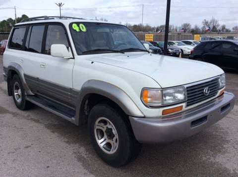 1997 Lexus LX 450 for sale in Spring, TX