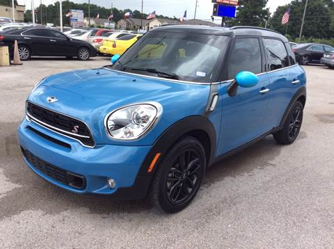 2016 MINI Countryman for sale in Spring, TX