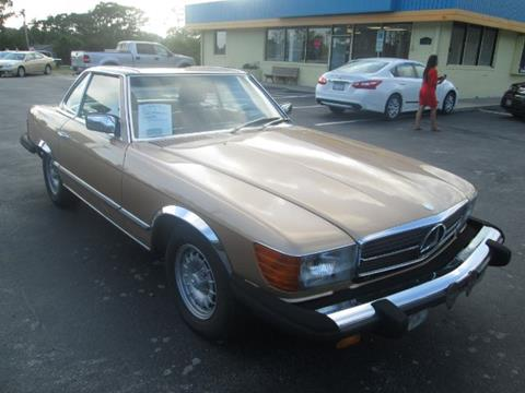 1983 Mercedes-Benz 380-Class for sale in Newport, NC