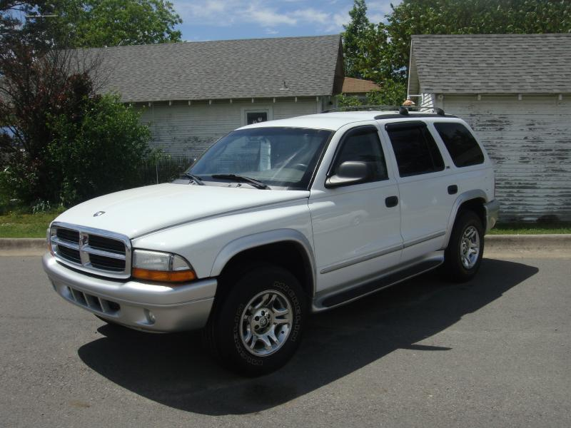 2002 Dodge Durango for sale at CORAN AUTO SALES in Greenbrier AR