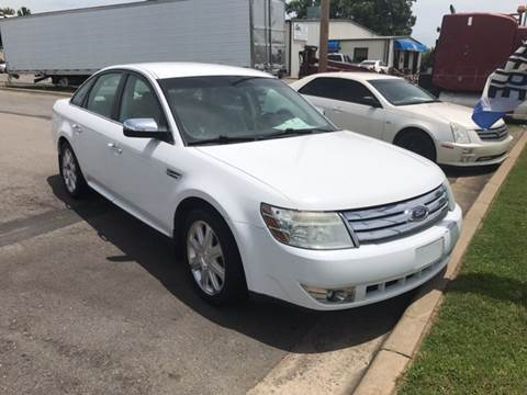 2008 Ford Taurus for sale at CORAN AUTO SALES in Greenbrier AR